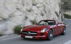 2012 Mercedes Benz SLS AMG Roadster First Drive - Motor Trend