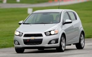 2012 Chevrolet Sonic Turbo First Drive - Motor Trend
