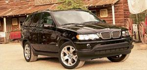 2001 BMW X5 4.4i - One-Year Road Test Verdict- Truck Trend