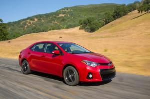 April Compact Sales: Toyota Corolla Maintains Top Spot