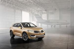 Lincoln MKX Concept First Look - Motor Trend