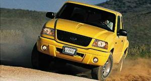 2001 Ford Ranger - Road Test & Review - Motor Trend