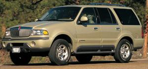 '98 Lincoln Navigator - long-Term Wrap-up - American SUV - Motor Trend Magazine