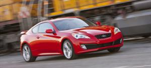 2010 Hyundai Genesis Coupe 3.8 Track - First Test of the Hyundai Genesis Coupe - Motor Trend