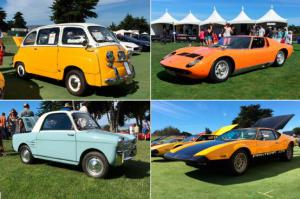 Top 10 Cars From the 2015 Concorso Italiano at Pebble Beach