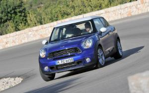 2013 Mini Cooper S Paceman First Drive - Motor Trend