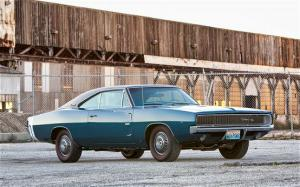 1968 Dodge Charger R/T 426 Hemi Wallpaper Gallery - Motor Trend Classic
