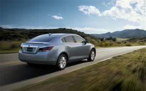 2012 Buick LaCrosse eAssist First Drive - Motor Trend