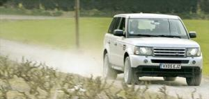 2006 Range Rover Review, Overview & Specs - Road Tests - Motor Trend