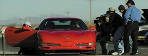 2003 Chevrolet Corvette Z06 - First Drive & Road Test Review - Motor Trend