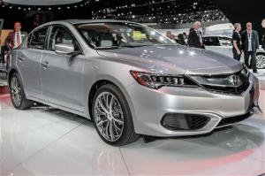 2016 Acura ILX First Look - Motor Trend