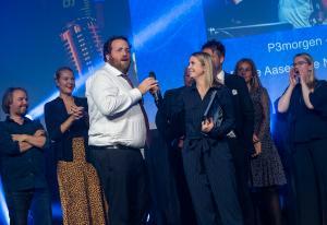 P3 Morgen vant radio-pris: - Ekstra hyggelig at de får med seg heder etter ti år