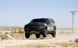 Flight of the New SVT Raptor SuperCrew - Motor Trend