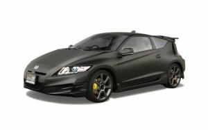 Honda Shows Tricked-Out CR-Z, NSX at 2011 Tokyo Auto Salon