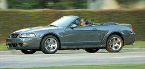 2003 Ford Mustang SVT Cobra - One-Year Road Test Update - Motor Trend