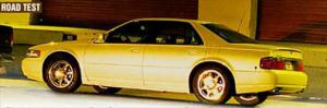 2001 Cadillac Seville STS - Road Test - Motor Trend