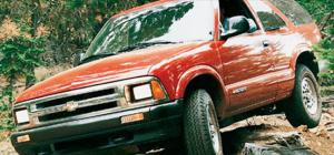 1995 Chevy Blazer LT - Long-Term Wrapup - Motor Trend Magazine