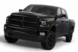 Black Express Package Available for Ram Heavy Duty - Motor Trend WOT