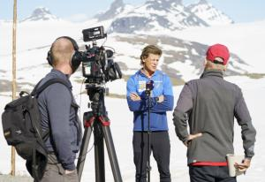 Historisk TV-dekning av vintersporten - Ski-Norge svarer med å hente ny digitalsjef