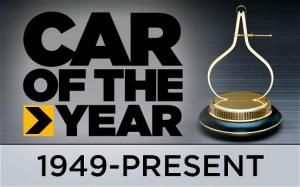 Cadillac CTS - Car of the Year Winners, 1949-Present