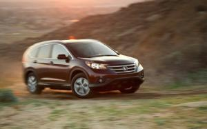 2012 Honda CR-V EX-L First Test - Motor Trend