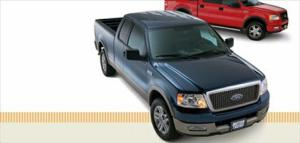 2004 Truck Of the Year Winner - 2004 Ford F-150 - Motor Trend