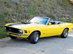 1970 ford mustang 428 super cobra jet convertible trading places