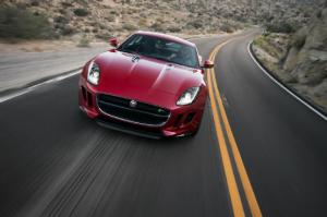 2015 Jaguar F-Type R Coupe First Test - Motor Trend