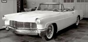 1956-1957 Continental Mark II Convertible - Archive - Motor Trend
