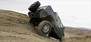 2005 Truck of the Year Testing - Hummer H2 SUT - Motor Trend