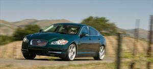 2009 Jaguar XF Supercharged - Quick Test - Motor Trend