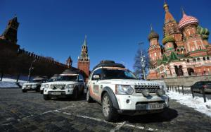 From Russia with Land Rover - Motor Trend