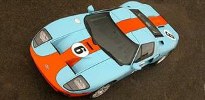 2006 Ford GT 'Heritage' Livery - Motor Trend News