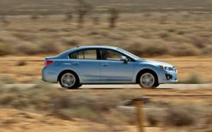 2012 Subaru Impreza 2.0i Premium And Limited First Test - Motor Trend