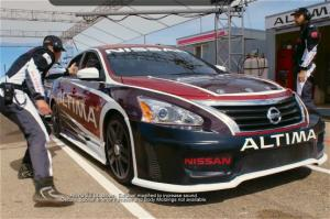 Nissan Race Car is Really Just an Altima - Motor Trend WOT