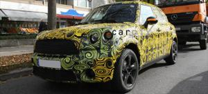 2010 Mini Crossover - Spied Vehicles - Motor Trend
