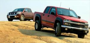 2004 Truck of the Year Engineering & Technology Review - Motor Trend
