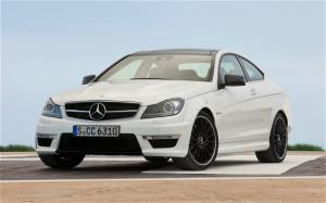 2012 Mercedes-Benz C63 AMG Coupe First Drive - Motor Trend