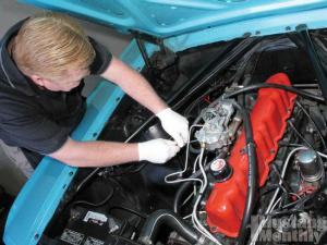 building up six cylinder engine mustang fords magazine how to improve six cylinder performance