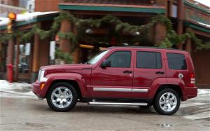 2011 Jeep Liberty First Drive - Motor Trend