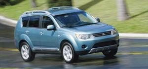 2007 Mitsubishi Outlander - First Look Road Test & Review - Motor Trend