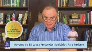 Os municípios que tiveram mais estabelecimentos registrados no projeto do Ministério do Turismo, até o dia 14 de setembro, foram Vitória, Vila Velha, Guarapari, Serra e Cariacica
