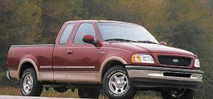 1997 Ford F150 - Truck Review - Motor Trend Magazine