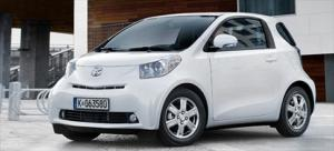 2009 Toyota iQ: First of a New Small-Car Family - Auto News - Motor Trend
