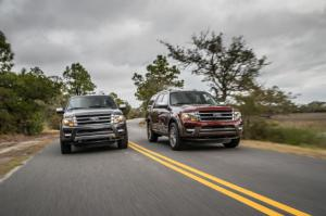 Behind the Scenes of Motor Trend's 2015 Ford Expedition Photo Shoot