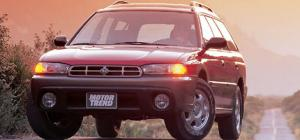 Subaru Legacy Outback - Road Test - Motor Trend Magazine