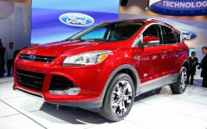 2013 Ford Escape First Look - Motor Trend
