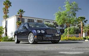 Bentley Continental Flying Spur Speed First Test - Motor Trend