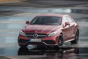 2015 Mercedes-Benz CLS63 AMG Receives Updates - Motor Trend WOT