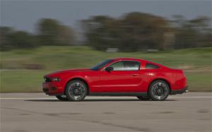 2011 Ford Mustang V-6 test numbers - Motor Trend